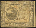 Continental Currency May 10, 1775 $6 Very Fine-Extremely Fine