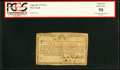 Colonial Notes:New York, New York August 25, 1774 (Water Works) 2s PCGS Apparent About New50.. ...