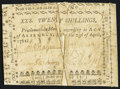 Colonial Notes:North Carolina, North Carolina April 23, 1761 20s Fine.. ...