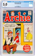Silver Age (1956-1969):Humor, Archie Comics #94 (Archie, 1958) CGC VG/FN 5.0 Off-white pages....