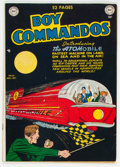 Golden Age (1938-1955):Science Fiction, Boy Commandos #36 (DC, 1949) Condition: FN-....
