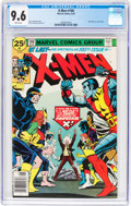 Bronze Age (1970-1979):Superhero, X-Men #100 (Marvel, 1976) CGC NM+ 9.6 White pages....