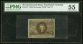 Fractional Currency:Second Issue, Fr. 1317 50¢ Second Issue PMG About Uncirculated 55.. ...