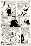 Original Comic Art:Panel Pages, Jim Aparo Brave and the Bold #170 Story Page 24 (DC,1981)....