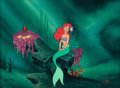 Animation Art:Limited Edition Cel, The Little Mermaid Limited Edition Cel #266/500 (WaltDisney, 1993)....