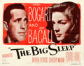 Movie Posters:Film Noir, The Big Sleep (Warner Brothers, 1946). Fine on Linen.