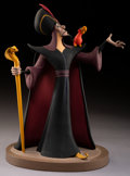 Animation Art:Maquette, Aladdin Jafar and Iago Maquette (Walt Disney, 1992)....