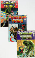Bronze Age (1970-1979):Horror, Swamp Thing #1-10 Group (DC, 1972-74) Condition: Average VG....(Total: 10 )