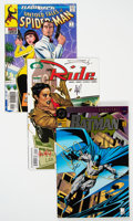 Modern Age (1980-Present):Miscellaneous, Modern Age Autographed Comics Group of 52 (Various Publishers, 1990s) Condition: Average VF.... (Total: 52 Items)