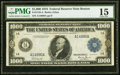 Fr. 1133-A $1,000 1918 Federal Reserve Note PMG Choice Fine 15