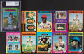 Baseball Cards:Lots, 1975 Topps Baseball Collection (838) With Stars....