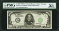 Small Size:Federal Reserve Notes, Fr. 2212-G $1000 1934A Federal Reserve Note PMG About Uncirculated55....