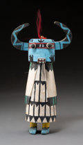 American Indian Art:Kachina Dolls, A Hopi Kachina Doll c. 1950 cottonwood...