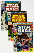 Modern Age (1980-Present):Science Fiction, Star Wars Box Lot (Marvel, 1978-86) Condition: Average VF+....