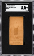 Baseball Cards:Singles (Pre-1930), 1887-90 N172 Old Judge Dan Brouthers (#43-1) SGC VG+ 3.5. ...