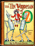 Movie Posters:Fantasy, The Tin Woodman of Oz by L. Frank Baum (Riley & Lee Compan...