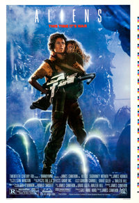 "Aliens (20th Century Fox, 1986). Rolled, Very Fine. Printer's Proof One Sheet (28"" X 41"")"
