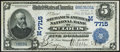 National Bank Notes:Missouri, Saint Louis, MO - $5 1902 Date Back Fr. 590 The Mechanics-AmericanNB Ch. # (M)7715 About Uncirculated.. ...