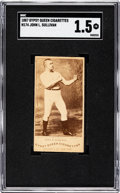 Boxing Cards:General, 1887 N174 Gypsy Queen John L. Sullivan (Fightin...