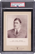 Baseball Cards:Singles (Pre-1930), 1902-11 W600 Sporting Life - Type 1 Honus Wagner (Street Clothes) PSA VG-EX 4....