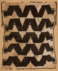Pre-Columbian:Textiles, A Magnificent Early Nazca Mantle. c. 200-400 AD...