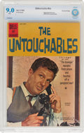 Silver Age (1956-1969):Miscellaneous, The Untouchables #nn Big Apple Pedigree (Dell, 1962) CBCS VF/NM 9.0 White pages....