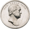 Political:Tokens & Medals, Lewis Cass: High Relief Campaign Medal.. ...