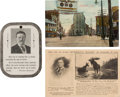 "Political:Small Paper (1896-present), Theodore Roosevelt: Three ""Better"" Postcards...."