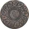"Political:Inaugural (1789-present), George Washington: ""Linked States"" Inaugural Button.. ..."