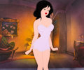 Animation Art:Production Cel, Cool World Lonette Production Cel and Master Production Background (Paramount, 1992)....