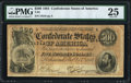 Confederate Notes:1864 Issues, T64 $500 1864 PF-2 Cr. 489 PMG Very Fine 25.. ...