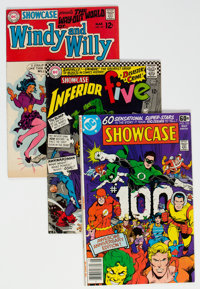 Showcase Group of 14 (DC, 1966-78) Condition: Average FN.... (Total: 14 )