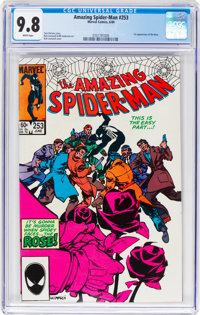 The Amazing Spider-Man #253 (Marvel, 1984) CGC NM/MT 9.8 White pages