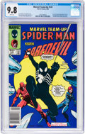 Modern Age (1980-Present):Superhero, Marvel Team-Up #141 (Marvel, 1984) CGC NM/MT 9.8 White pages....