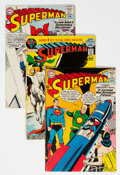 Silver Age (1956-1969):Superhero, Superman Group of 31 (DC, 1964-78) Condition: Average FN/VF.... (Total: 31 )