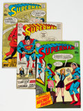 Bronze Age (1970-1979):Superhero, Superman Group of 26 (DC, 1969-78) Condition: Average FN.... (Total: 26 )