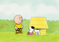 Animation Art:Production Cel, Peanuts The Charlie Brown and Snoopy Show Production Cel(Bill Melendez, 1983)....