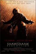 "Movie Posters:Drama, The Shawshank Redemption (Columbia, 1994). Rolled, Very Fine+. One Sheets (2) (27"" X 40"" & 26.75"" X 39.75"") 2 Styles. Drama.... (Total: 2 Items)"