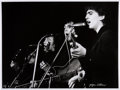 Music Memorabilia:Photos, The Beatles Early Picture With Stuart Sutcliffe Limited EditionSigned and Numbered By Photographer (1961). . ...