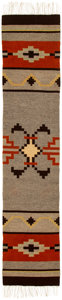 American Indian Art:Weavings, A Mexican Runner...