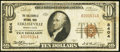 National Bank Notes:Pennsylvania, Collegeville, PA - $10 1929 Ty. 1 The Collegeville NB Ch. # 8404 Very Good-Fine.. ...