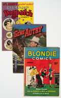 Golden Age (1938-1955):Humor, Golden to Silver Age Humor Group of 12 (Various Publishers,1950s-60s) Condition: Average VG.... (Total: 12 Comic Books)