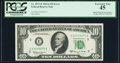 Error Notes:Mismatched Serial Numbers, Mismatched Serial Numbers Error Fr. 2017-E $10 1963A Federal Reserve Note. PCGS Extremely Fine 45.. ...