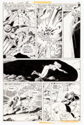 Original Comic Art:Panel Pages, Jim Aparo The Brave and the Bold #136 Story Page 16 OriginalArt (DC, 1977)....