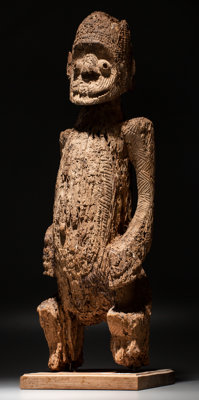 A Large Figure, Possibly Cameroon
