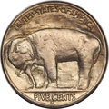 """Hobo Nickels, 1937-S Carved Reverse, Elephant by """"Bo"""" Hughes...."""