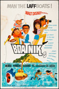 "Movie Posters:Comedy, The Boatniks (Buena Vista, 1970). Rolled, Fine+. Poster (40"" X60""). Comedy.. ..."