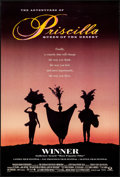 "Movie Posters:Comedy, The Adventures of Priscilla, Queen of the Desert & Other Lot(Gramercy, 1994). Rolled, Very Fine. One Sheets (2) (27"" X 40"" ...(Total: 2 Items)"