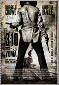 """Movie Posters:Western, 3:10 to Yuma (Lions Gate, 2007). Rolled, Very Fine+. Printer's Proof One Sheet (28"""" X 41"""") SS Advance. Western.. ..."""