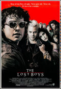 "Movie Posters:Horror, The Lost Boys (Warner Brothers, 1987). Rolled, Near Mint. Printer'sProof One Sheet (28"" X 41""). John Alvin Artwork. Horror...."